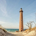 Little Sable Point Lighthouse by Sue Smith