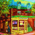Little Shop On The Corner by Carole Spandau