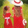 Little Sisters by Joni McPherson