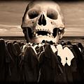 Little Sisters Of The Divine Skull by Wayne Higgs