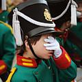 Little Soldier I by Rafa Rivas