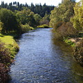 Little Spokane River by Ben Upham III