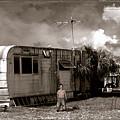Little Trailer Boy by Tony A Blue