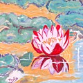 Little Water Lilly  by Phyllis Kaltenbach