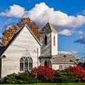 Little White Church by Grace Grogan
