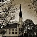 Little White Church by Joanne Coyle