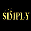 Live Simply Black Gold by Voros Edit