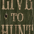 Live To Hunt by JQ Licensing