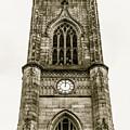 Liverpool Church Of St Luke - Tower B by Jacek Wojnarowski