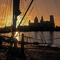 Liverpool, England View From Albert Dock by The Irish Image Collection