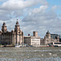 Liverpool Panoramic View by Steve H Clark Photography