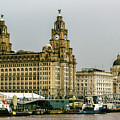 Liverpool Waterfront by Kevin Elias