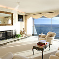 Living Room by Panos Trivoulides