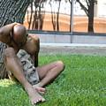 Living Sculpture by Robert D McBain