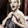 Liz Fraser, Vintage British Actress by John Springfield