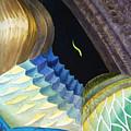 Lizard Skin Abstract II by Irina Sztukowski