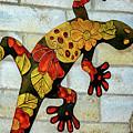 Lizard Wall Art by Steve Harrington