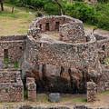 Llactapata Ruins by Bob Phillips