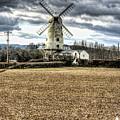 Llancayo Mill Usk 2 by Steve Purnell