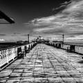 Llandudno Pier  by Chris Evans