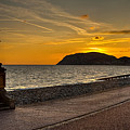 Llandudno Promenade And Little Orme by Peter OReilly