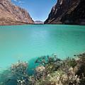 Llanganuco Lakes by Aivar Mikko