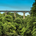 Llangollen Viaduct by Larry Pegram