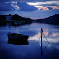 Llyn Padarn, Llanberis by Peter OReilly