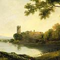 Llyn Peris And Dolbadarn Castle, North Wales by Richard Wilson