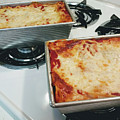 Loaf Pan Lasagna 1 by Andee Design