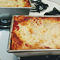 Loaf Pan Lasagna 2 by Andee Design
