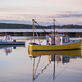 Lobster Boat Jonesport, Maine  by Trace Kittrell