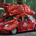 Lobster Car by Carl Purcell