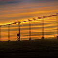 Localizer Sunset by Roger Monahan