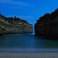 Loch Ard Gorge Under The Moonlight by Hideaki Sakurai