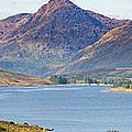 Loch Arklet And The Arrochar Alps by Gary Eason