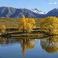 Loch Cameron by Robert Green
