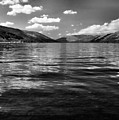 Loch Earn Scotland by Fraser Davidson