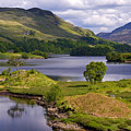 Loch Katrine And Ben Venue by John McKinlay
