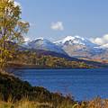 Loch Katrine And The Arrochar Alps by John McKinlay