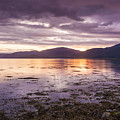 Loch Linnhe - The Last Rays Of The Sun. by Paul Cullen