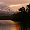 Loch Lochy by David Bleeker