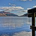 Loch Lomond And The Ben by Derek Beattie