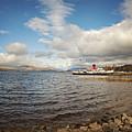 Loch Lomond Landscape by Sophie McAulay