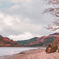 Loch Lubnaig by Heather Christie