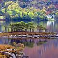 Loch Maree In Autumn by John McKinlay