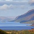 Loch Maree In The Highlands Of Scotland by John McKinlay