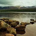 Loch Morlich And The Cairn Gorms by Bill Buchan