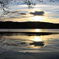 Loch Venacher Sunset by Bill Spiers