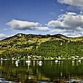 Lochgoilhead Panorama by Chris Whittle